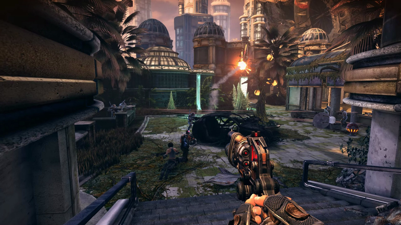 Bulletstorm iegūst Full Clip edition