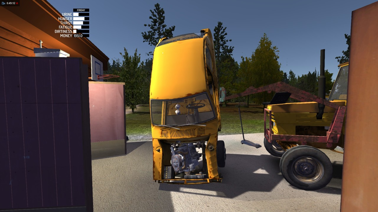 Apskats: My Summer Car