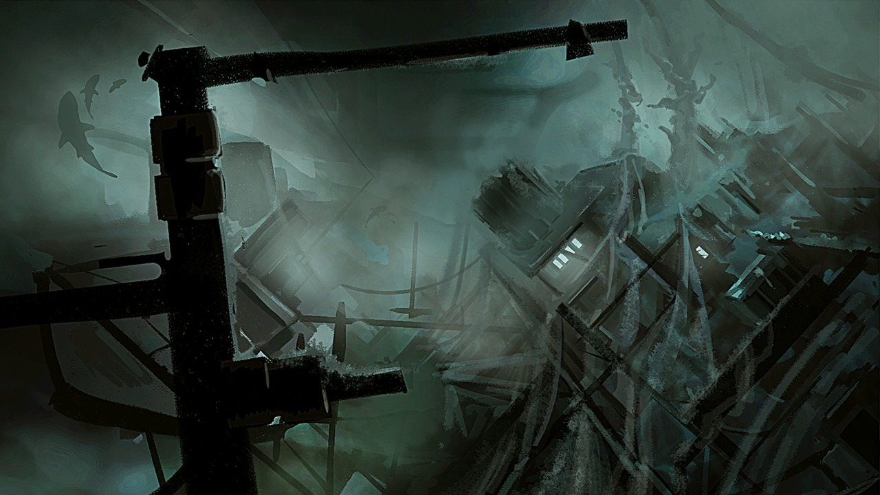 Sunless Sea Zubmariner DLC treileris