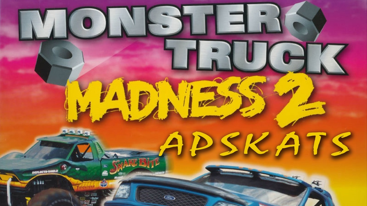 Monster Truck Madness 2 apskats