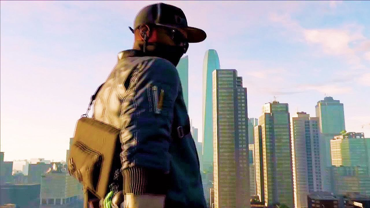 Watch Dogs 2 stāsta treileris
