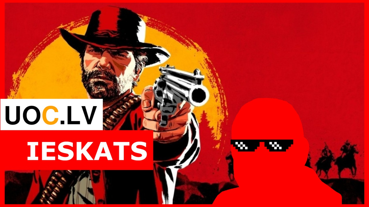 Video ieskats: Red Dead Redemption 2