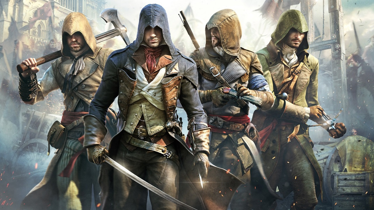 Assassins Creed Unity video apskats