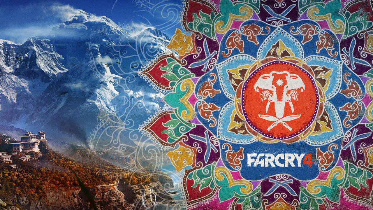 Far Cry 4 video apskats