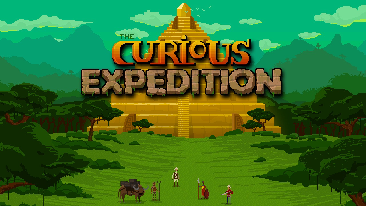 The Curious Expedition ieskats